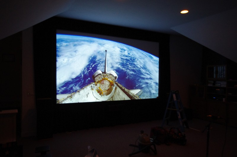 Custom Maine Home Theater Design